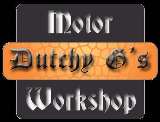 Dutchy G's Workshop
